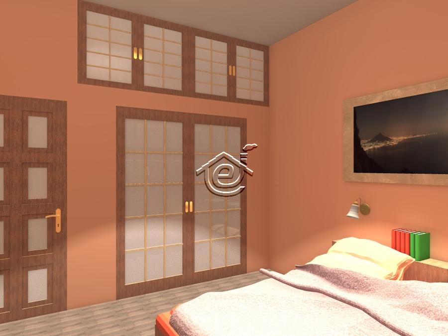 Progetto di una cabina armadio - Progetto camera da letto con cabina armadio ...