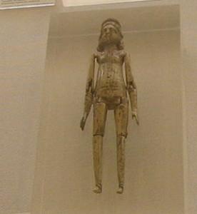 Bambola di epoca romana