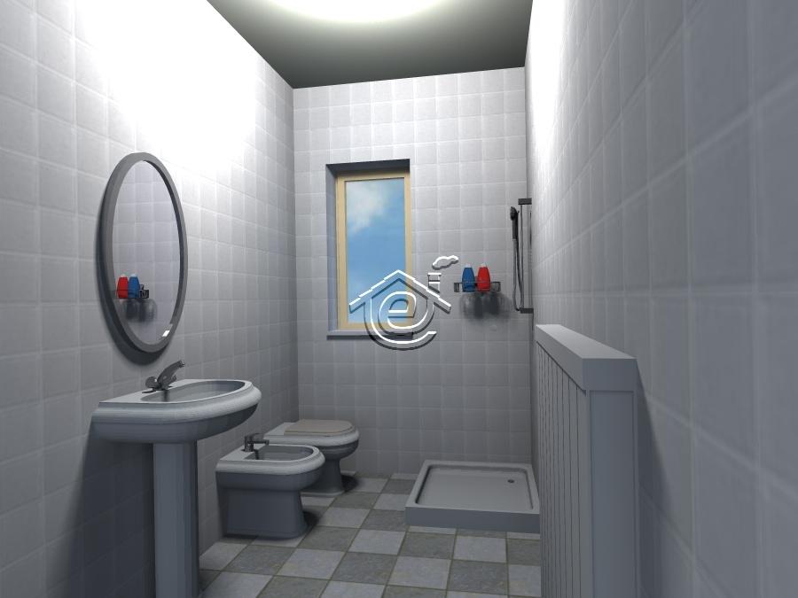 Progettare piccoli bagni - Bagni piccoli con doccia ...
