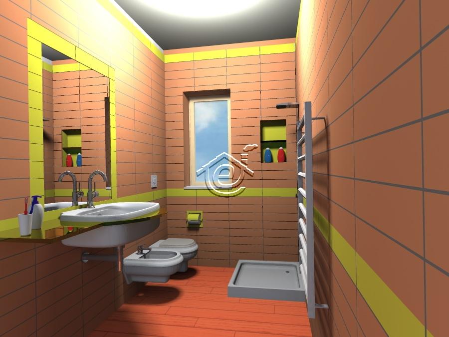 Progettare piccoli bagni - domuseco.it | domuseco.it