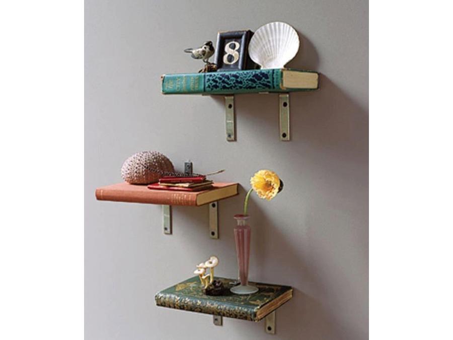 Decorare Mensole Legno : Le mensole idee per decorare domuseco.it domuseco.it
