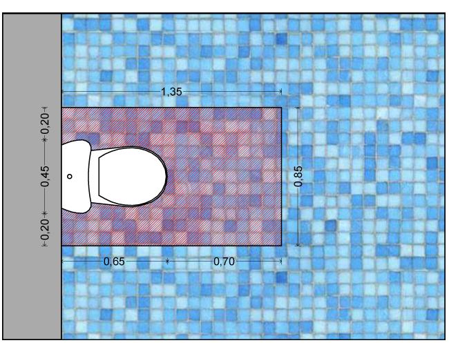 Le dimensioni standard dei sanitari - Dimensioni water piccolo ...