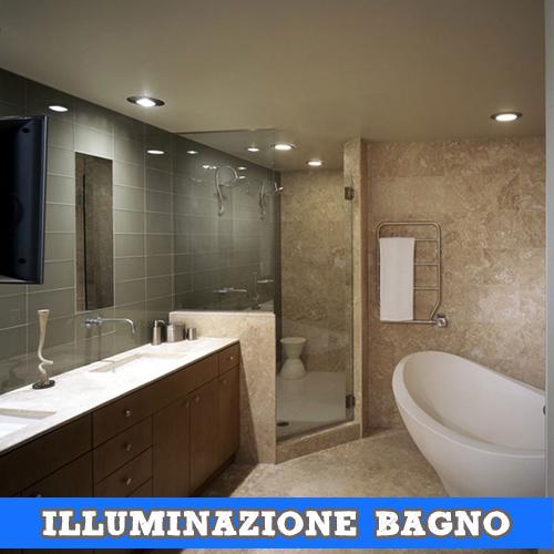 Illuminazione in bagno - Amazon illuminazione bagno ...
