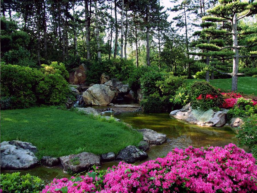 Progettare il giardino for Progettare un terrazzo giardino