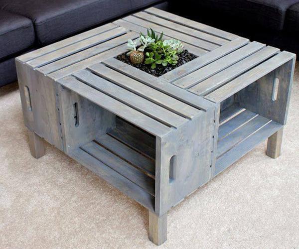 Tavolini da salotto di riciclo - domuseco.it  domuseco.it