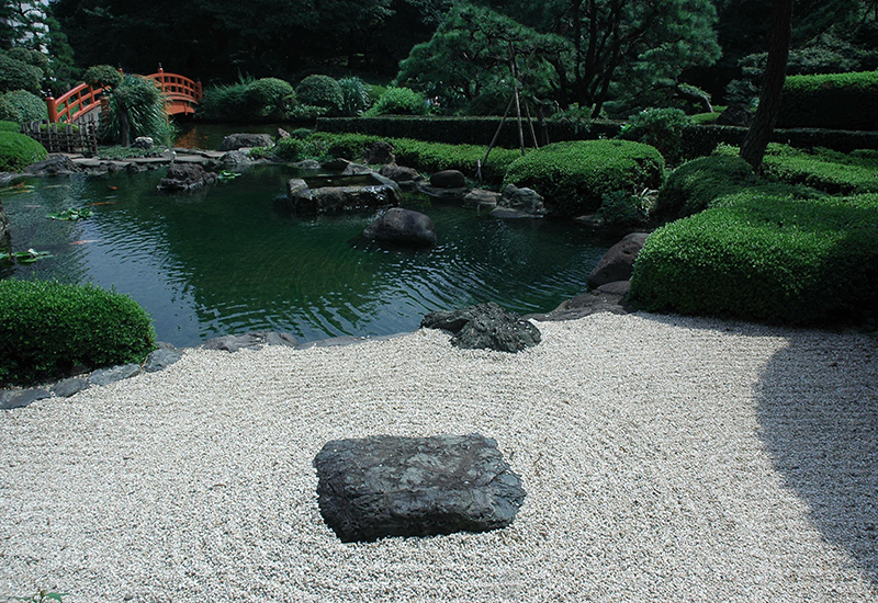 Il giardino giapponese for Elementi da giardino