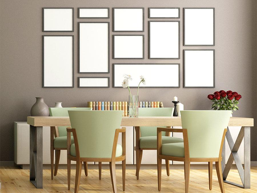 Quadri soggiorno design idee per il design della casa