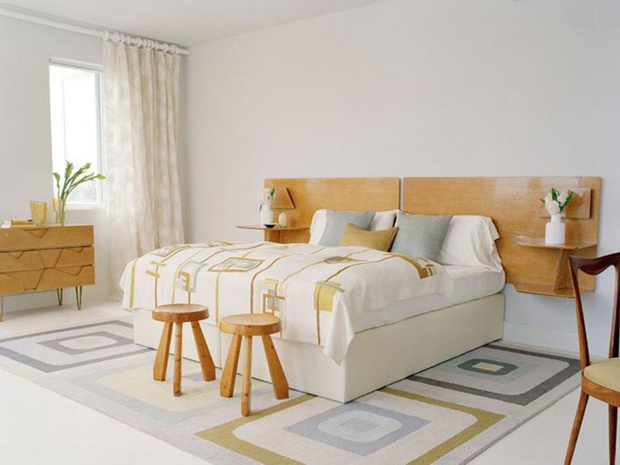 La testiera del letto matrimoniale - Testiera letto design ...