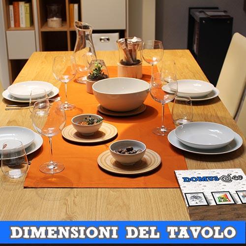 Dimensioni tavoli cucina dalani with dimensioni tavoli - Dimensioni tavolo cucina ...