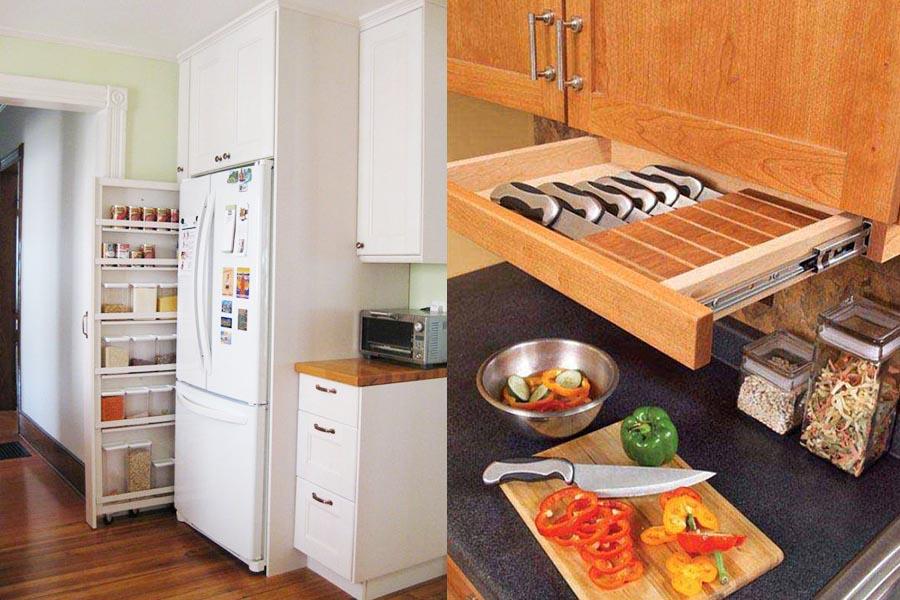 arredare e progettare la cucina piccola. Black Bedroom Furniture Sets. Home Design Ideas