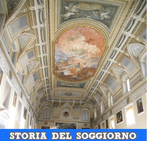 Storia del Soggiorno