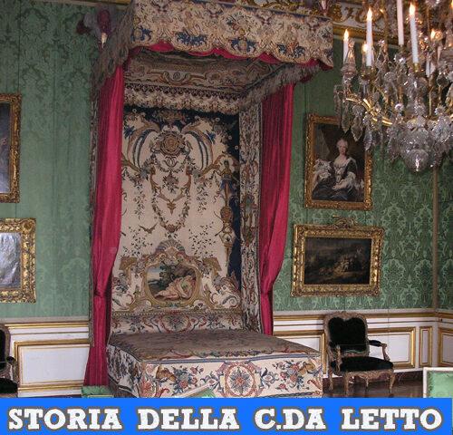 Storia della Camera da Letto