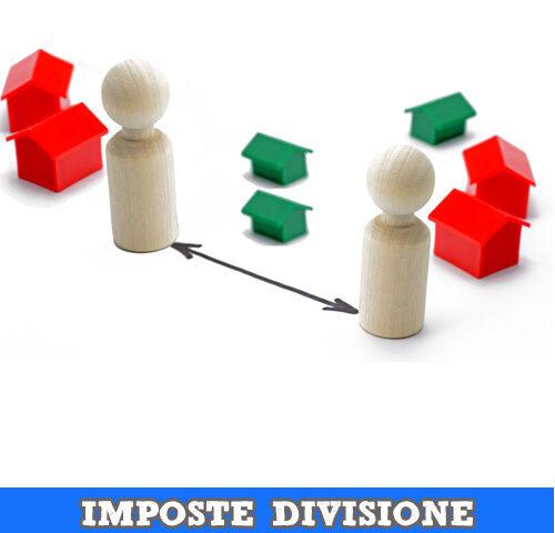 Imposte Atto di Divisione