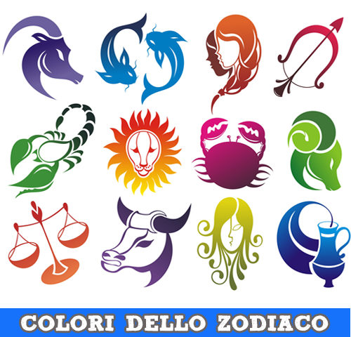 I Colori dello zodiaco