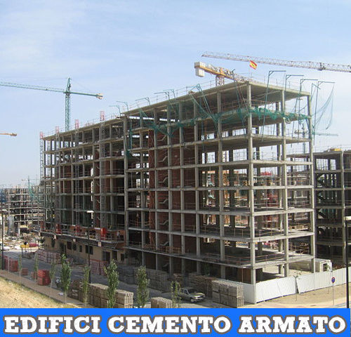 Edifici in cemento armato strutture intelaiate