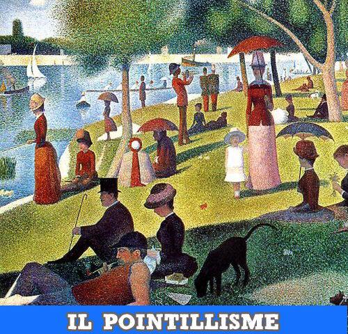 Il Pointillisme
