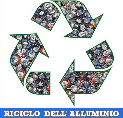 Il riciclo dell'alluminio