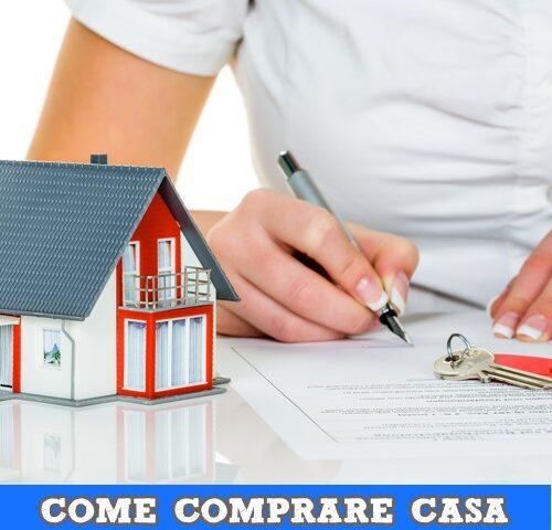 Guida su come comprare casa